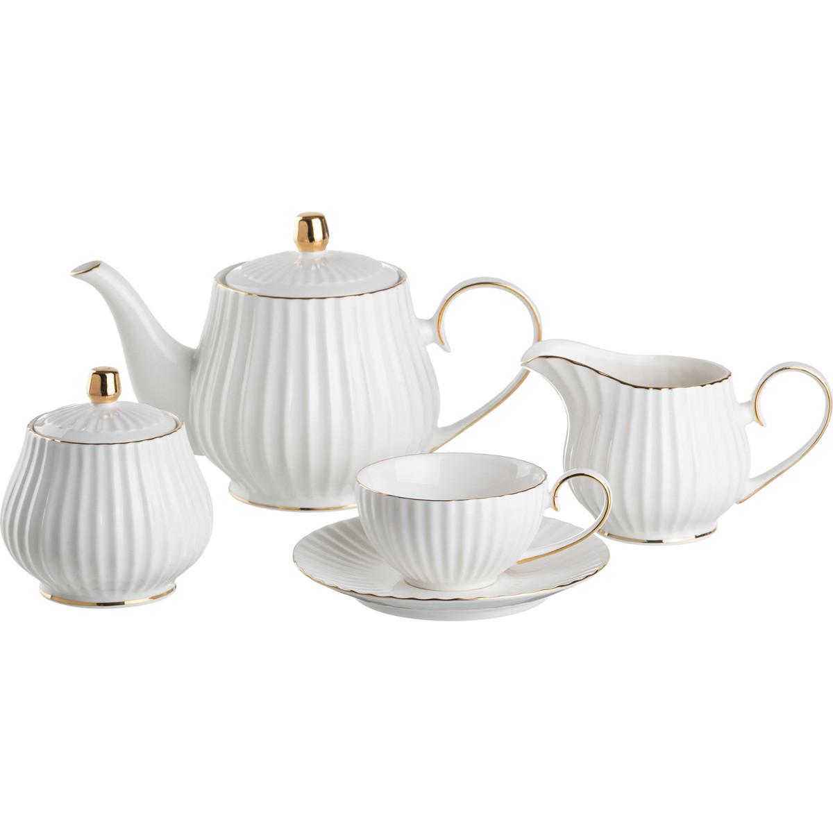 {} Lefard Чайный сервиз Livino (Набор) чайный сервиз lefard 760 456