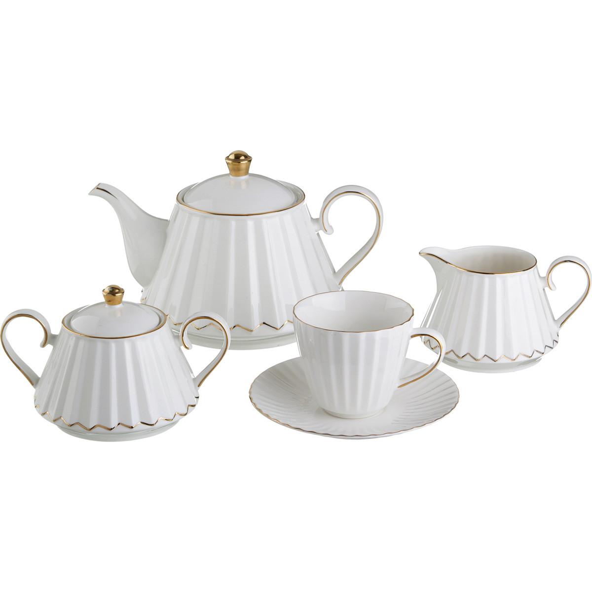 {} Lefard Сервиз Flash (Набор) creative набор для творчества украшаем чайный сервиз