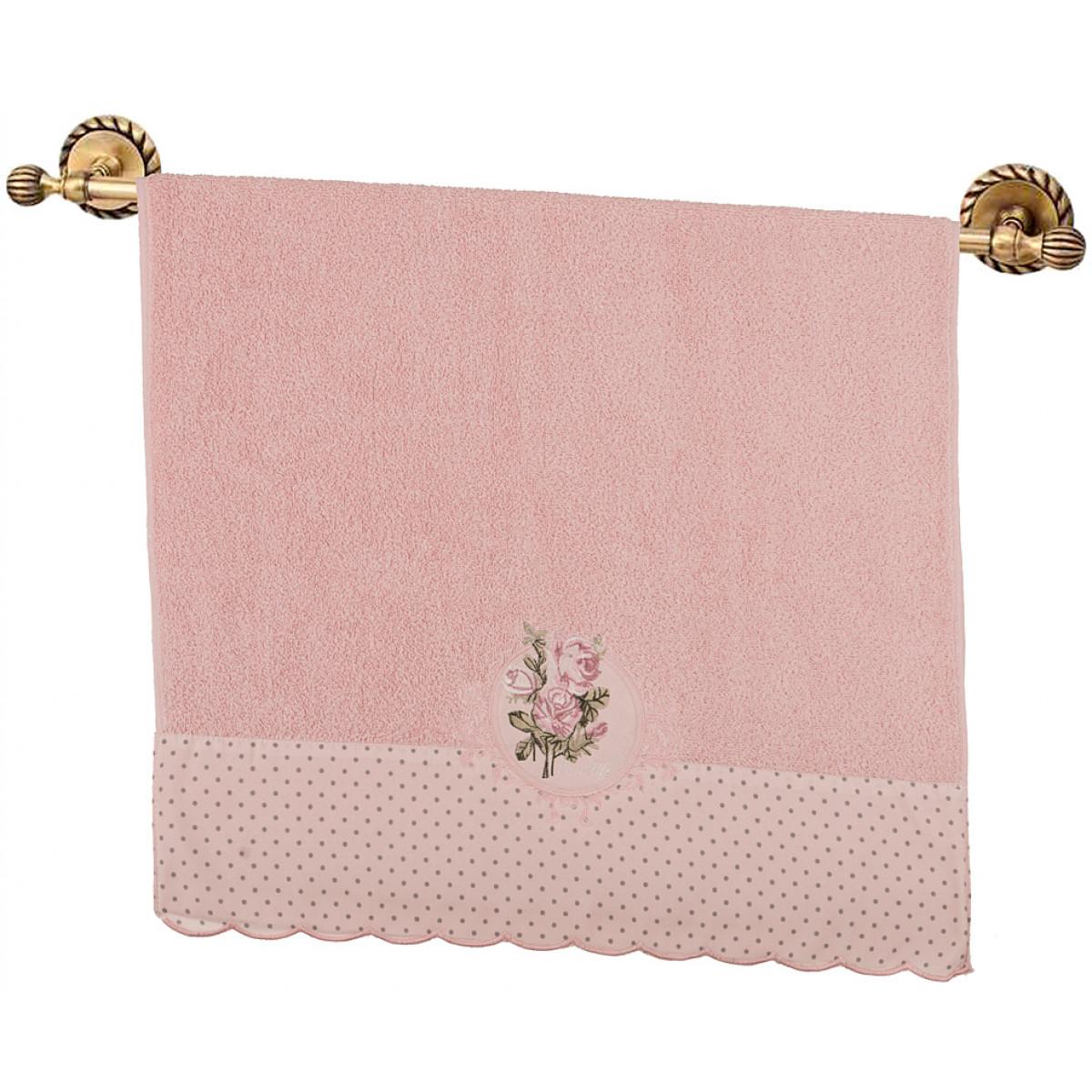 Полотенца Santalino Полотенце Bentley  (50х90 см) полотенца банные la pastel полотенце кружево 50х90 см