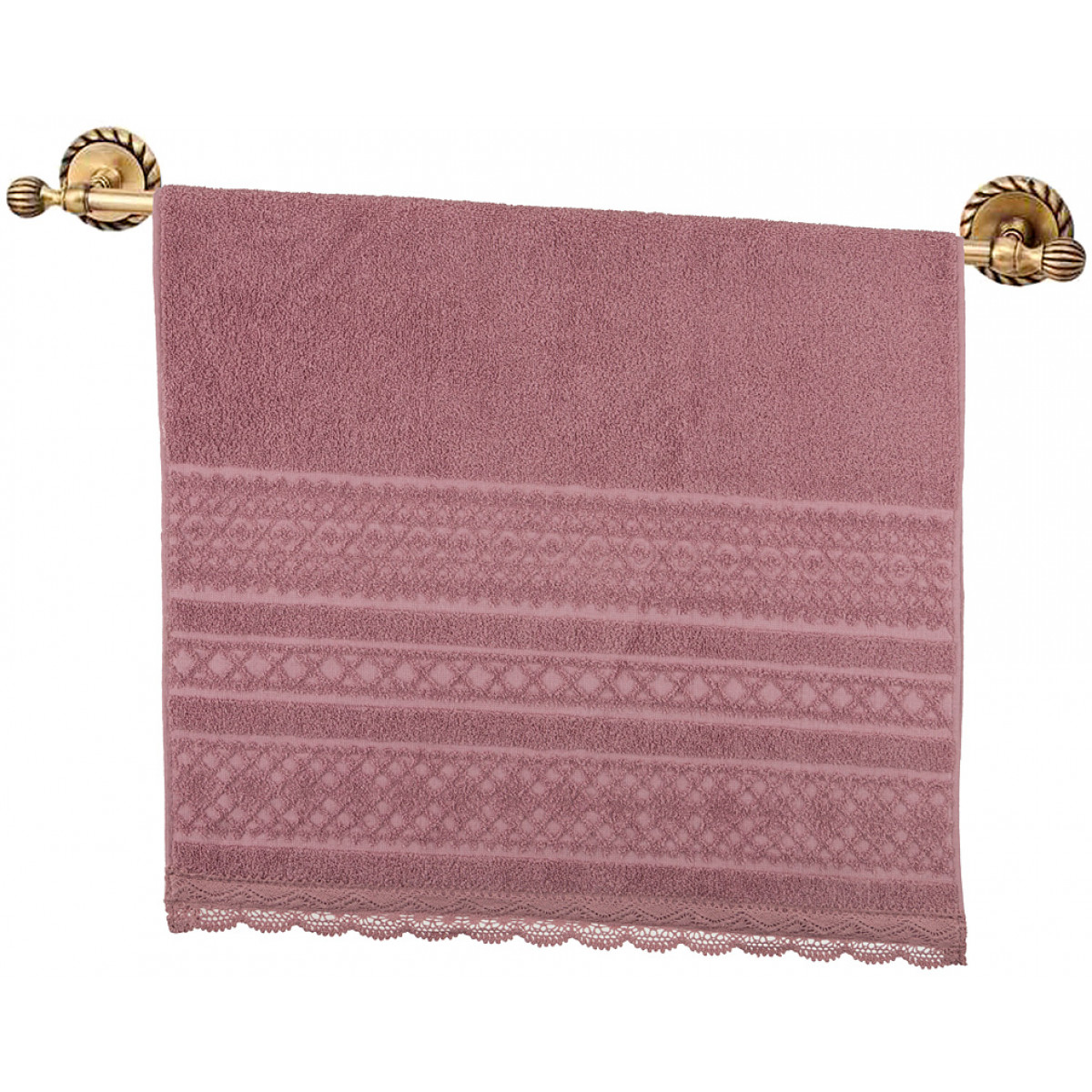 Полотенца Santalino Полотенце Scarlet (50х90 см) полотенце для лица арти м 50х90 см 840 06