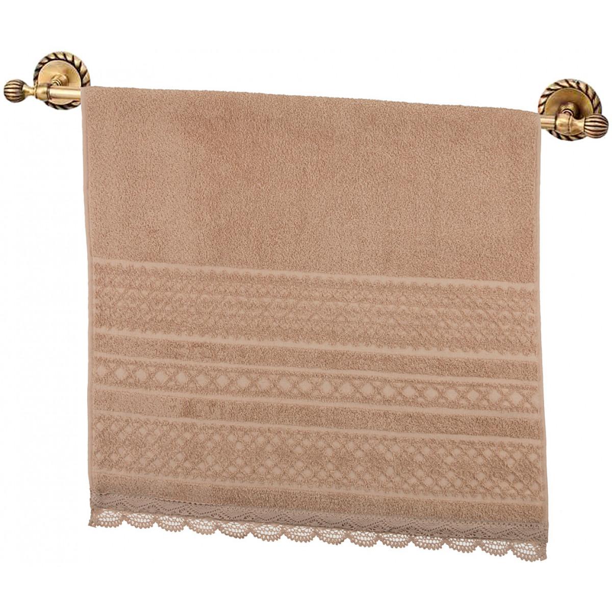 Полотенца Santalino Полотенце Claramae  (50х90 см) полотенца банные la pastel полотенце кружево 50х90 см