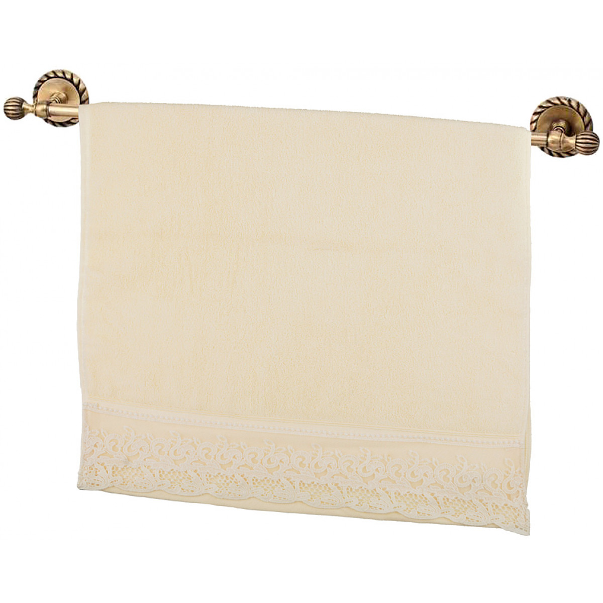 Полотенца Santalino Полотенце Heleen  (50х90 см) полотенца santalino полотенце shulamite 40х70 см