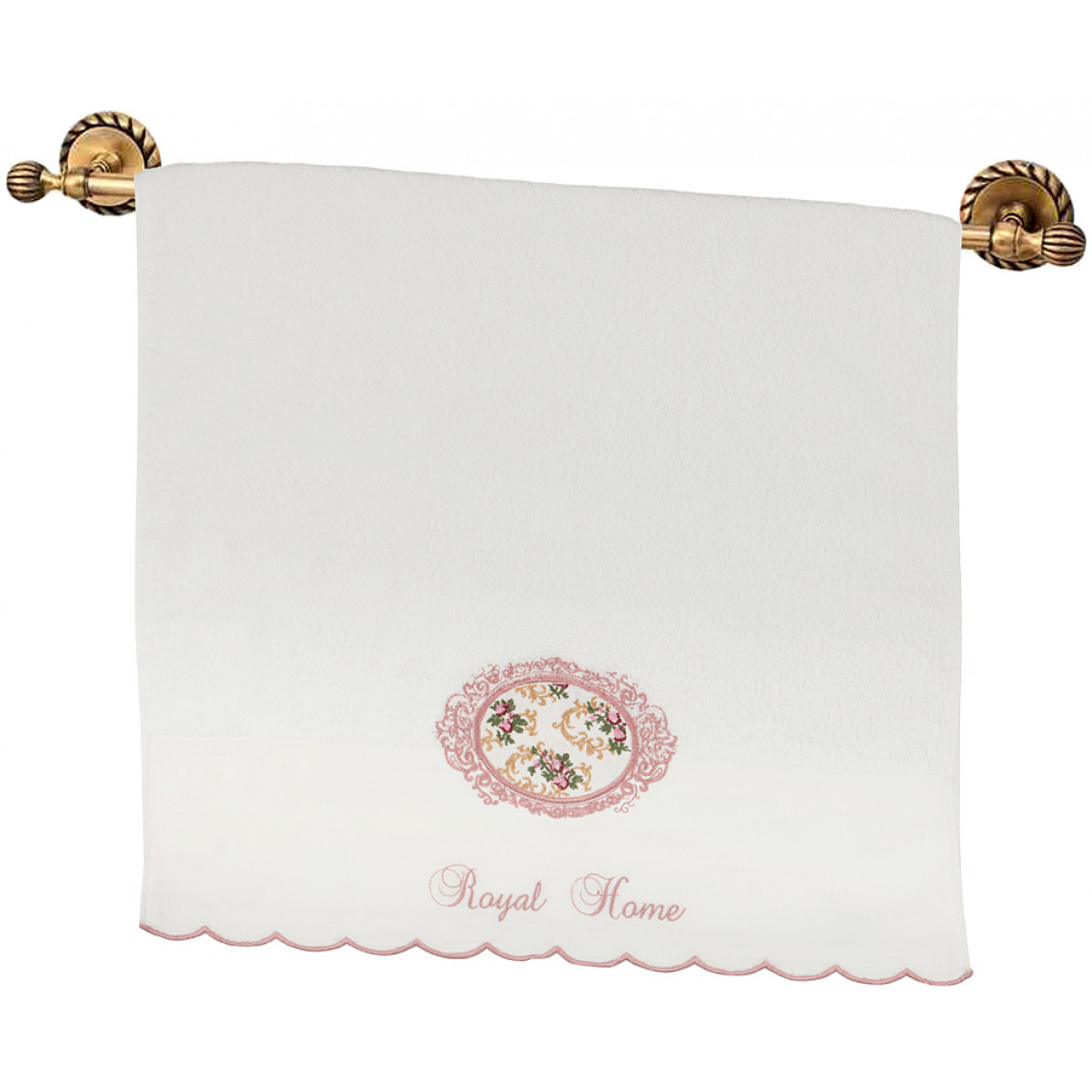 Полотенца Santalino Полотенце Emma  (50х90 см) полотенце денастия полотенце денастия 50х90 см хлопок