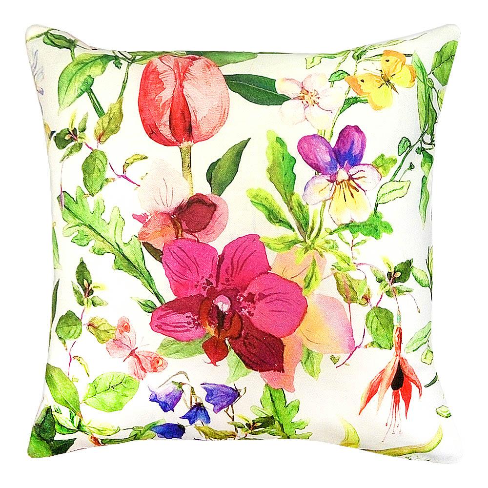 где купить Декоративные подушки Apolena Декоративная наволочка Tulipan (43х43) по лучшей цене