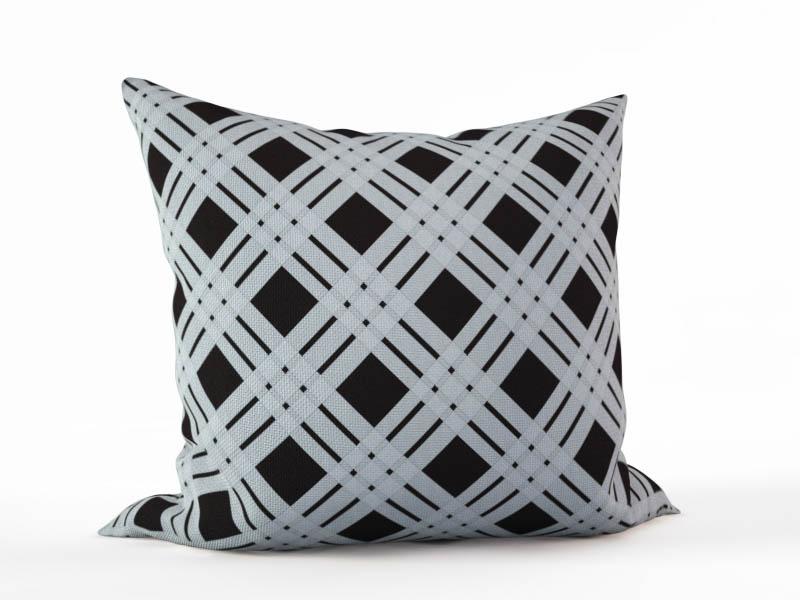 Декоративные подушки StickButik Декоративная подушка Строгий Узор (45х45)