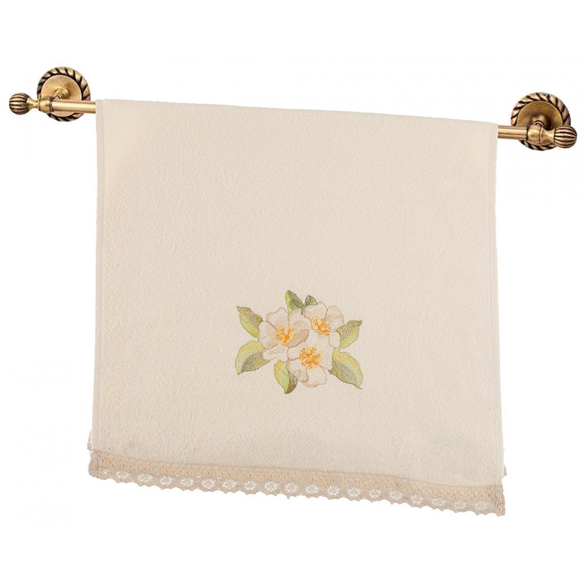 Полотенца Santalino Полотенце Farah  (40х70 см) полотенца santalino полотенце shulamite 40х70 см