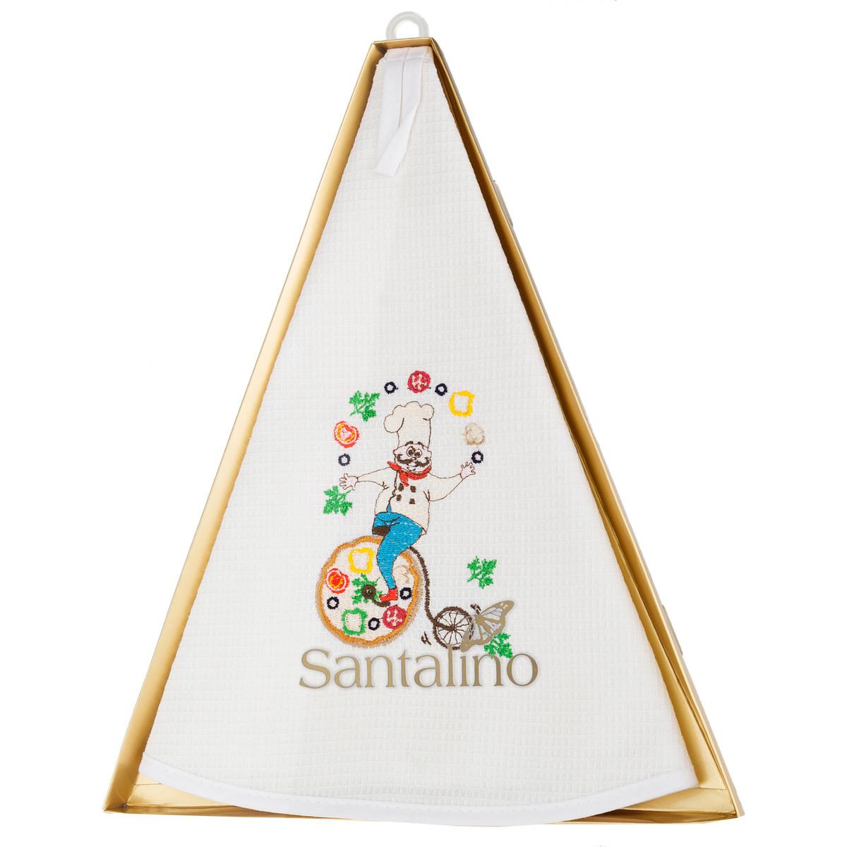 {} Santalino Кухонное полотенце Amey (круглая 70 см) santalino кухонное полотенце amey круглая 70 см