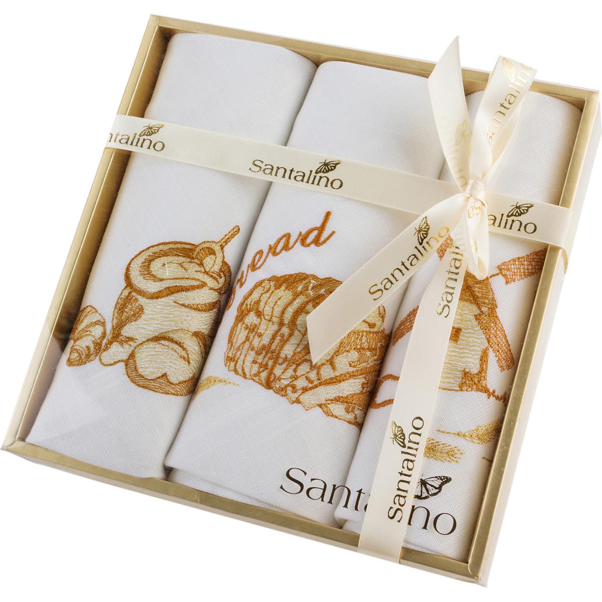 Скатерти и салфетки Arti-M Салфетки Olivet (42х42 см - 3 шт)