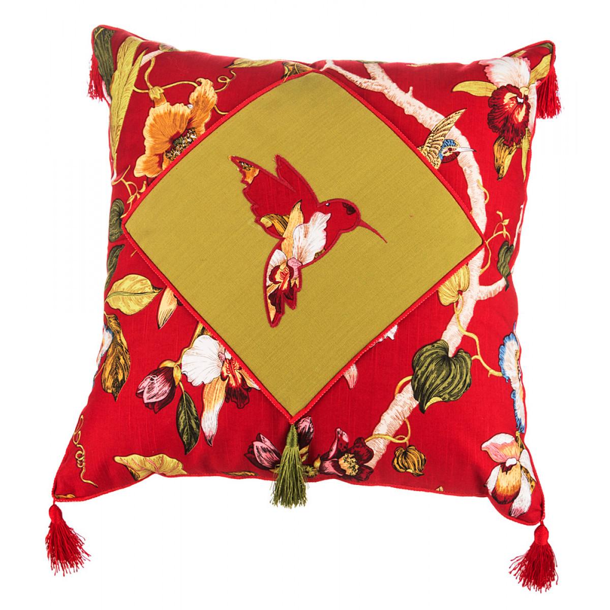 Декоративные подушки Santalino Декоративная подушка Парадиз (45х45) декоративные подушки santalino декоративная подушка гуси 45х45