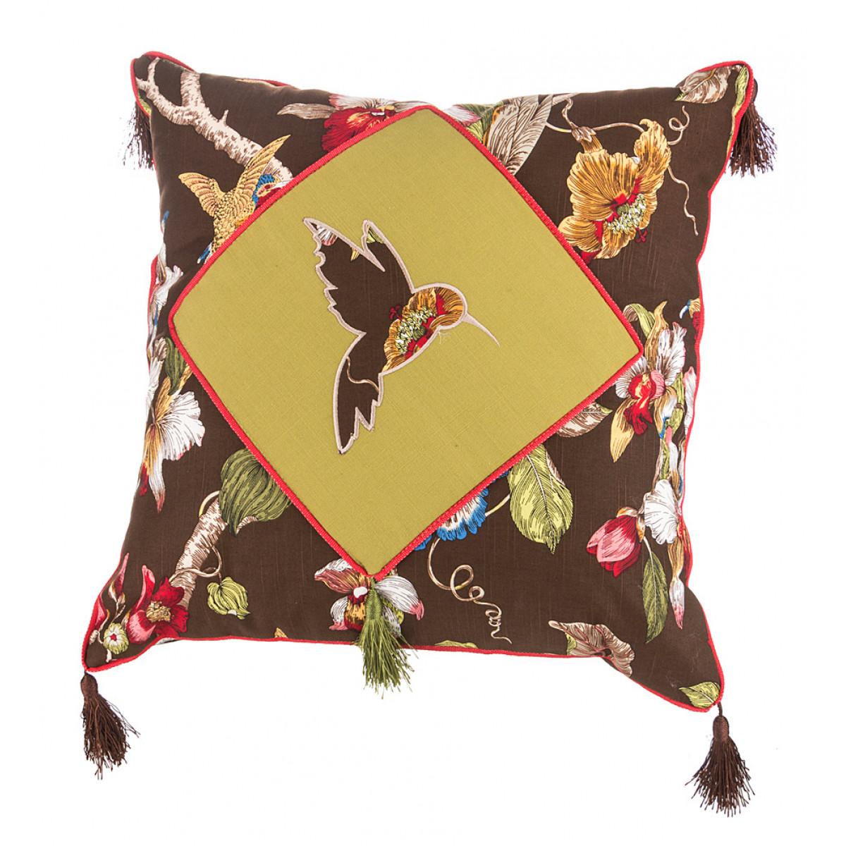 Декоративные подушки Santalino Декоративная подушка Парадиз (45х45) декоративные подушки santalino декоративная подушка парадиз 45х45