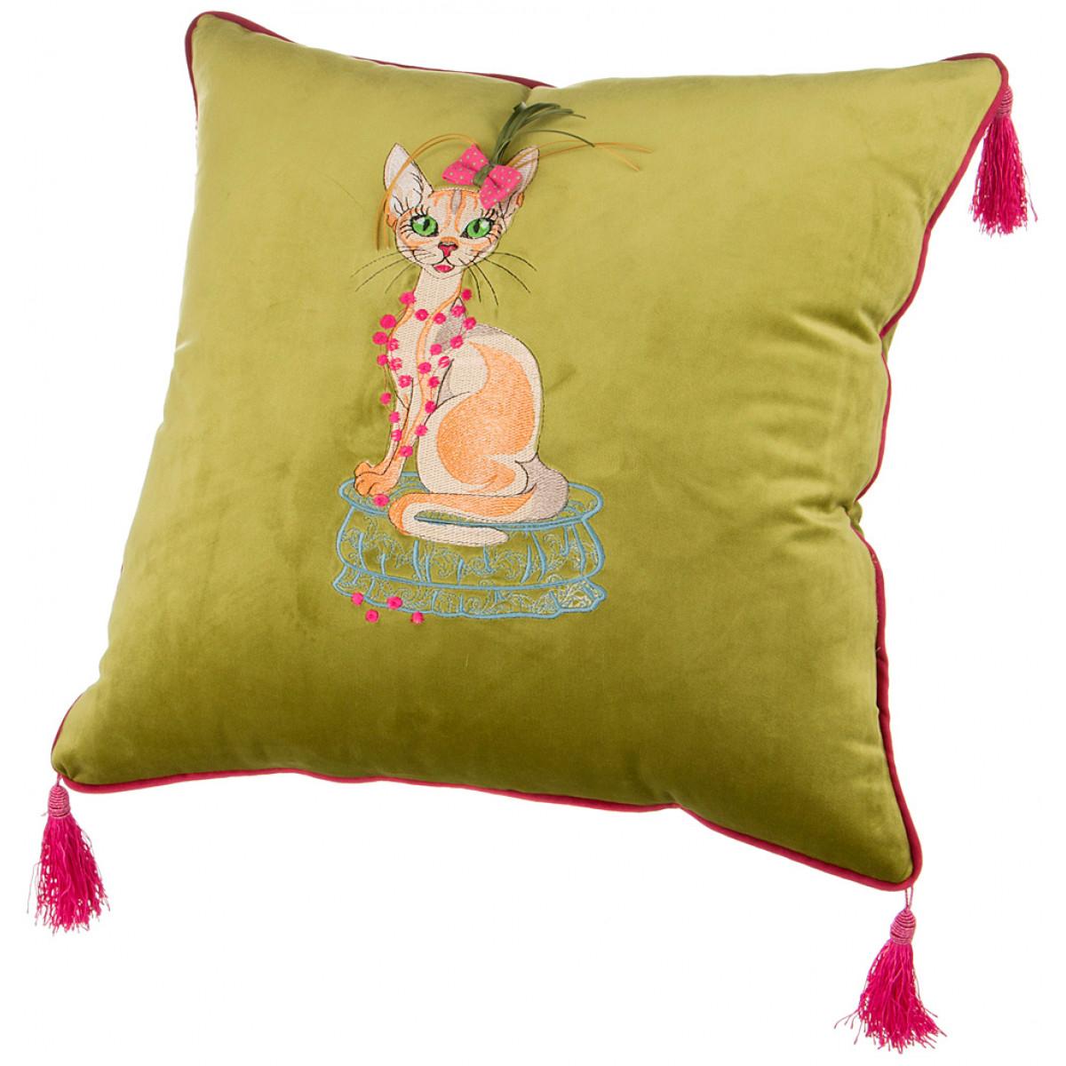 Декоративные подушки Santalino Декоративная подушка Bonnie  (45х45) подушка арти м декоративная 45х45 см цветы 703 694 37
