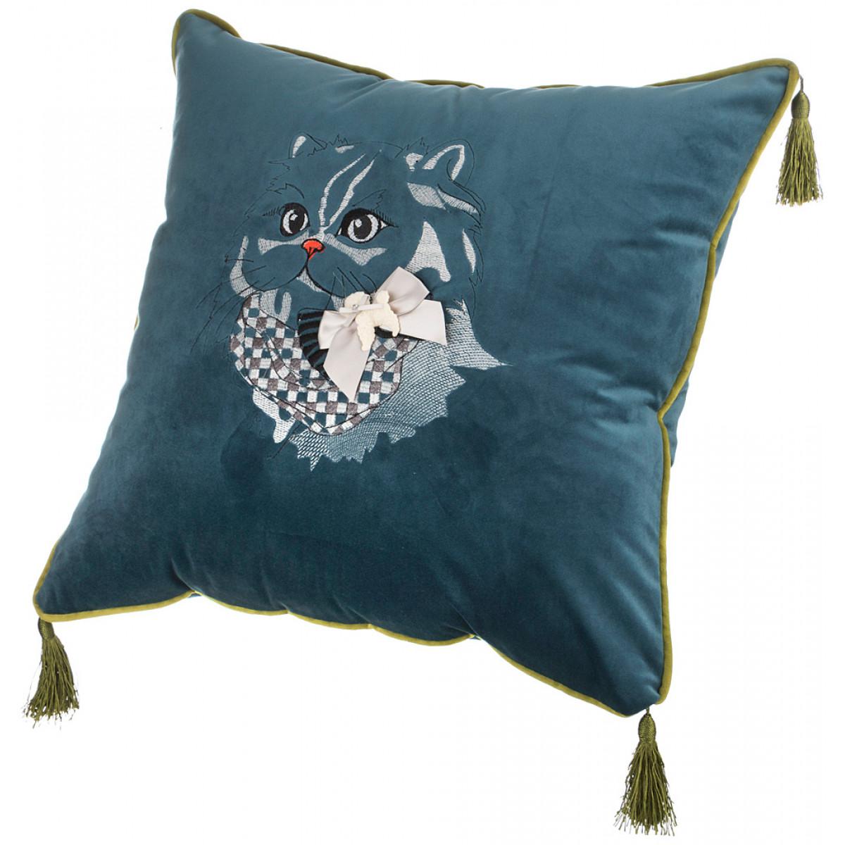 Декоративные подушки Santalino Декоративная подушка Marigold  (45х45) подушка арти м декоративная 45х45 см цветы 703 694 37
