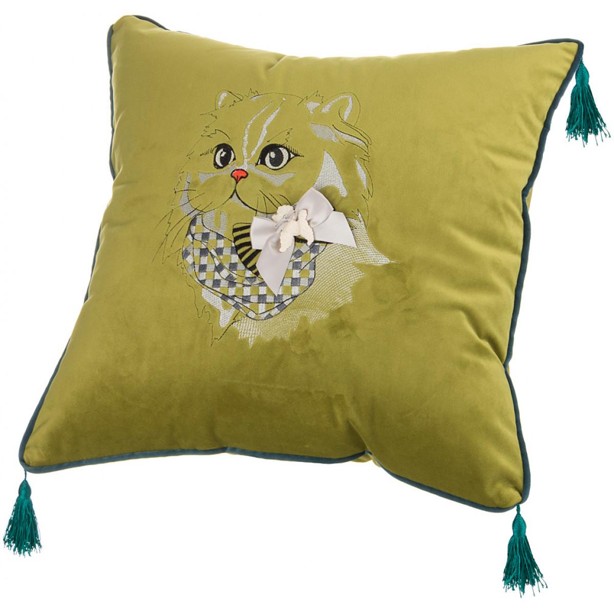 Декоративные подушки Santalino Декоративная подушка Virginia  (45х45) подушка арти м декоративная 45х45 см цветы 703 694 37