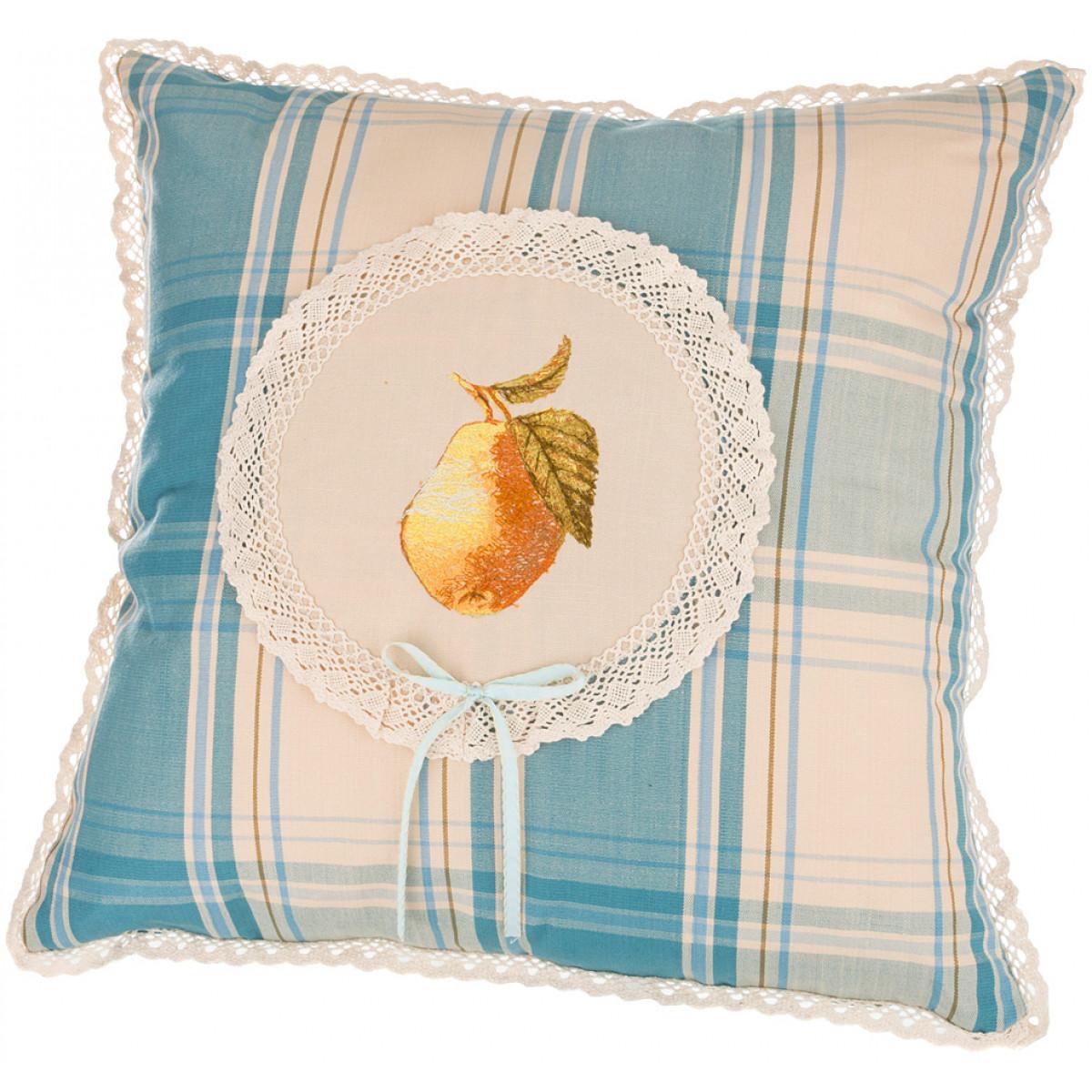 Декоративные подушки Santalino Декоративная подушка Фрутта (47х47) подушка декоративная santalino райский сад 850 818 6