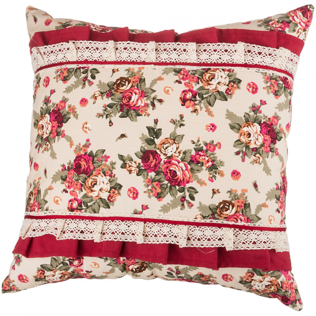 Декоративные подушки Santalino Декоративная подушка Seona (45х45) декоративные подушки santalino декоративная подушка парадиз 45х45