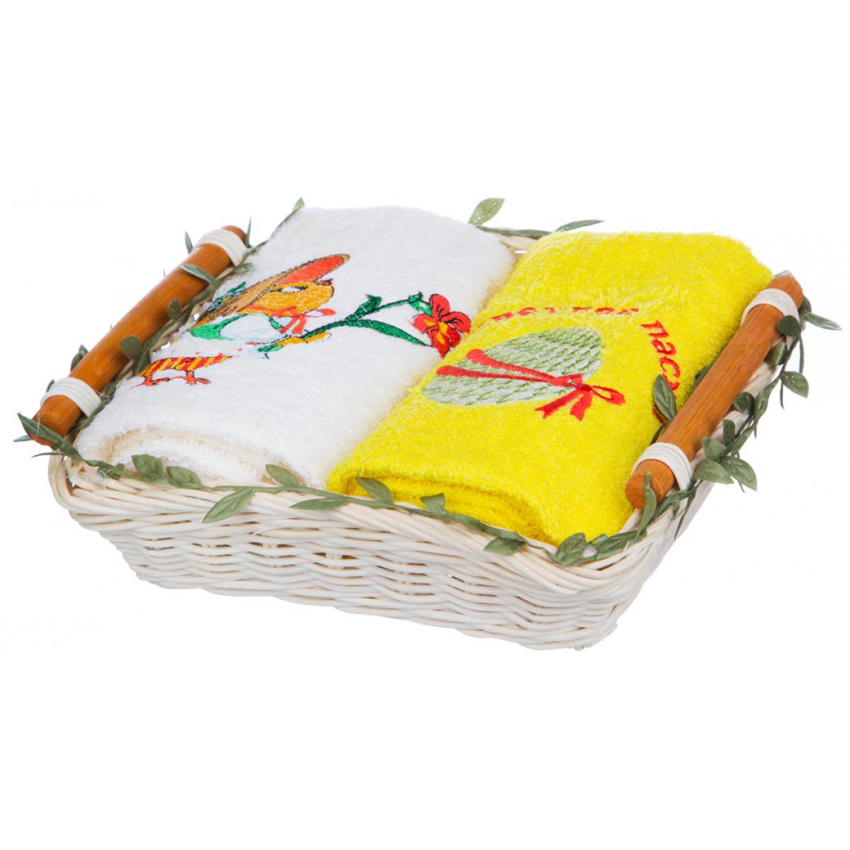 Рукавицы, прихватки, фартуки Santalino Кухонный набор Abagale рукавицы прихватки фартуки santalino салфетки пасхальная корзина цвет белый 40х40 см 3 шт