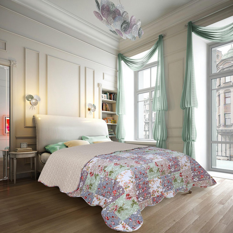 Покрывало Amore Mio Покрывало Puzzles (220х240 см) покрывала amore mio покрывало amore mio trire евро 2240х240 темно розовое