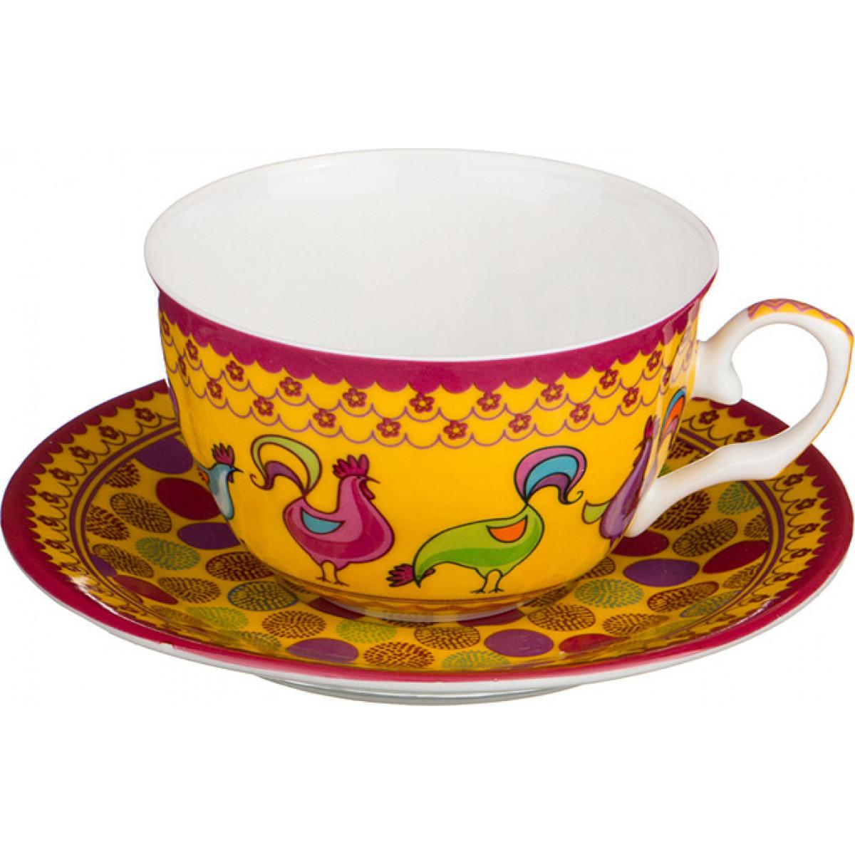 {} Lefard Чайная пара Myra  (250 мл) наборы для чаепития lefard чайная пара венская классика 230мл