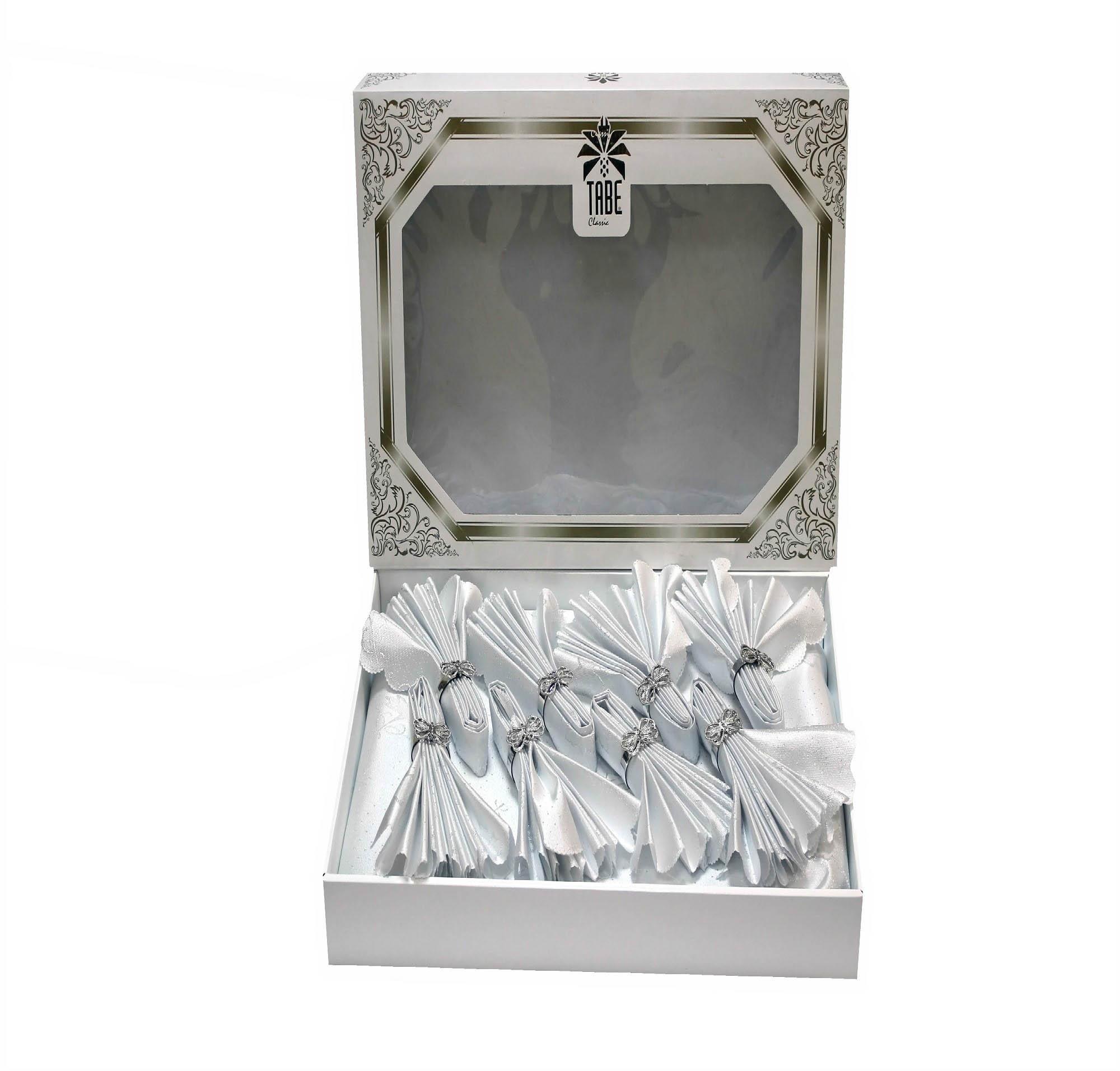 Скатерти и салфетки TABE Скатерть Set Цвет: Серебро (160х220 см) скатерти и салфетки подушкино скатерть henna 140х180 см