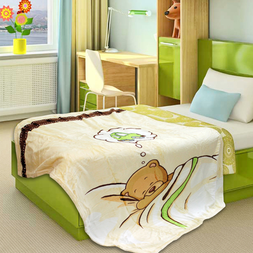 все цены на Детские покрывала, подушки, одеяла Absolute Детский плед Ottoman  (110х140 см) в интернете