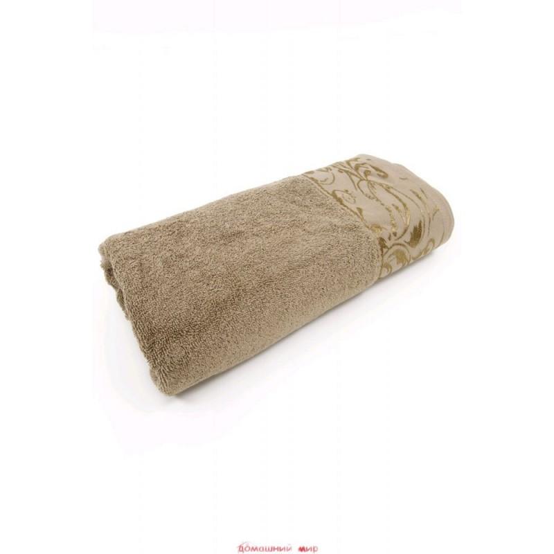 Полотенца ESTIA Полотенце Эмберли Цвет: Бежевый (50х100 см) полотенце 100 100 см авангард