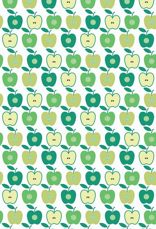 Скатерти и салфетки StickButik Скатерть Яблочный Бум (120х120 см) скатерти duni скатерть 125х180 бум d cel зеленая 1шт