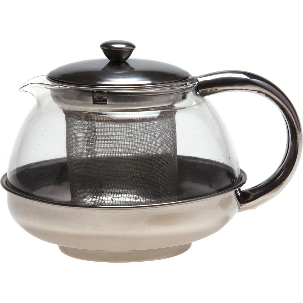 чайник заварочный hunan provincial лотос 600 мл {} Agness Сервиз Salina  (600 мл)
