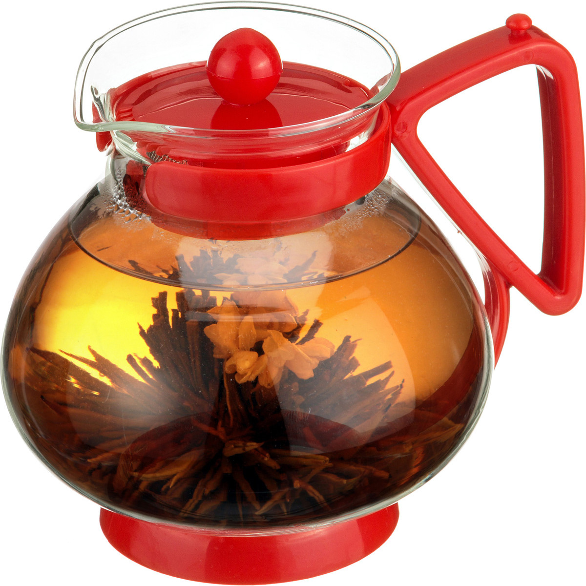 чайник заварочный hunan provincial лотос 600 мл {} Agness Сервиз Don  (600 мл)