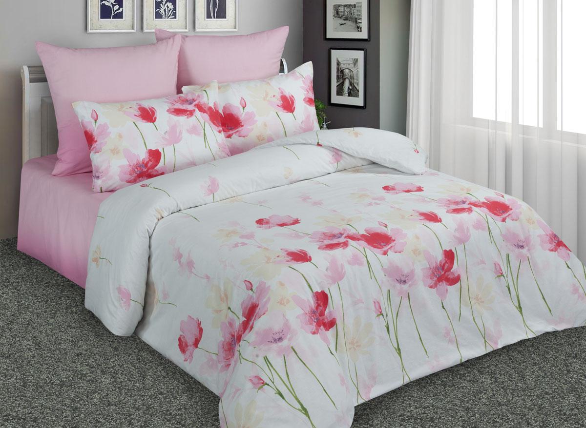 Постельное белье Amore Mio Постельное белье Sila Цвет: Белый (1,5 спал.)