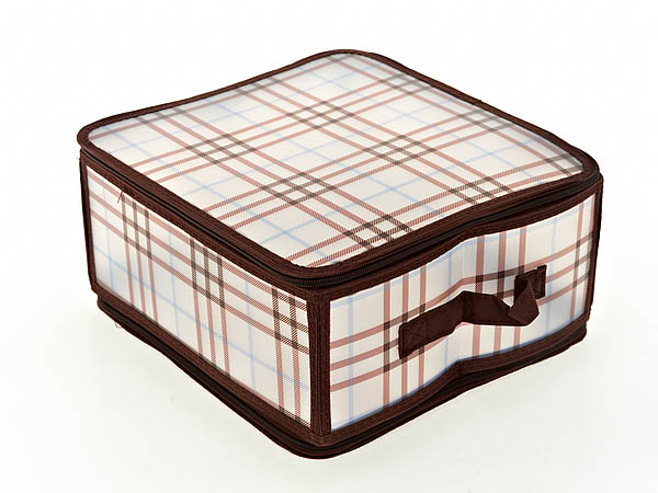 {} White CLEAN Коробка для хранения Malon  (15х28х30 см) white clean коробка для хранения malon 15х15х30 см