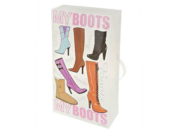 {} White CLEAN Коробка для хранения обуви Arles  (11х30х52 см) white clean коробка для хранения malon 15х15х30 см