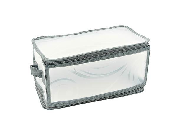 {} White CLEAN Коробка для хранения Parker  (15х15х30 см) white clean коробка для хранения malon 15х15х30 см