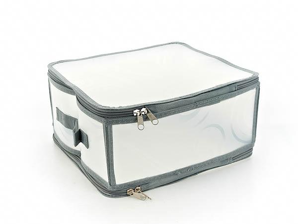{} White CLEAN Коробка для хранения Parker  (15х28х30 см) white clean коробка для хранения malon 15х15х30 см