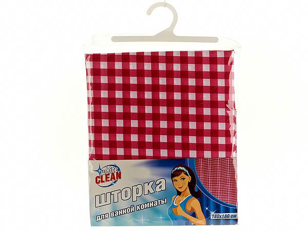 Шторы и карнизы для ванной White CLEAN Шторы для ванной Dailyra