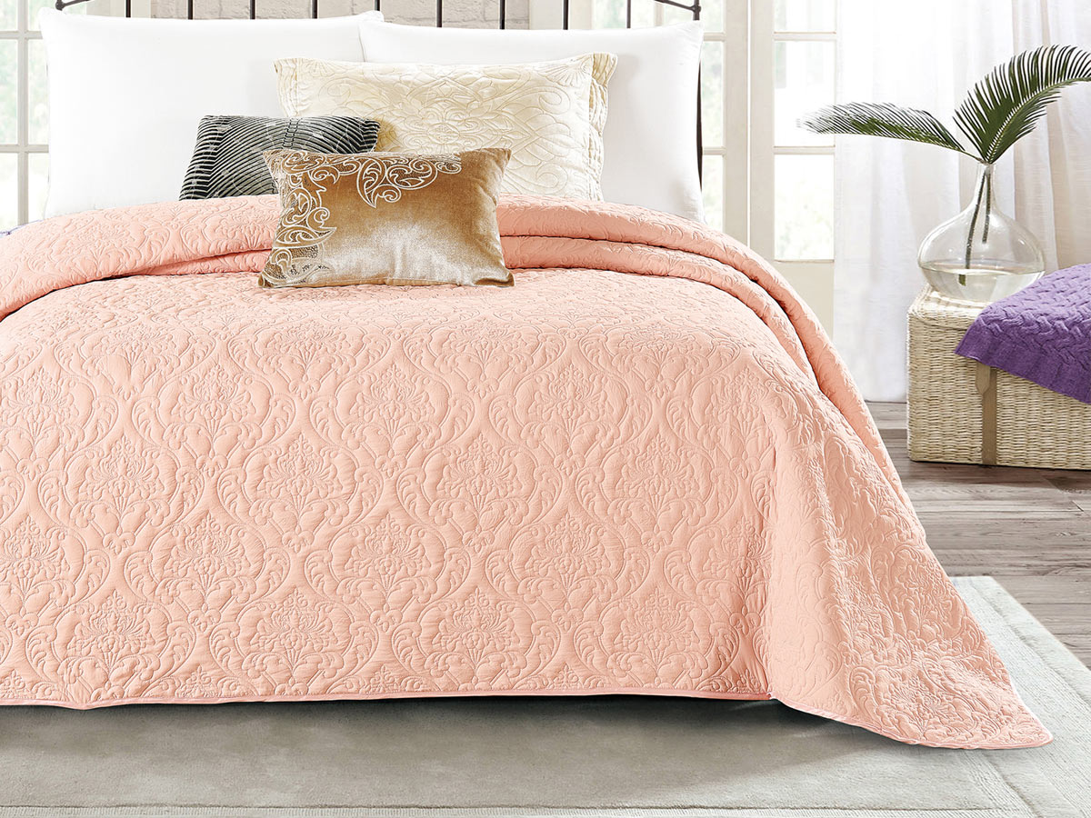 Покрывало Cleo Покрывало Provence (240х260 см) покрывало karna покрывало evony цвет пудра 240х260 см