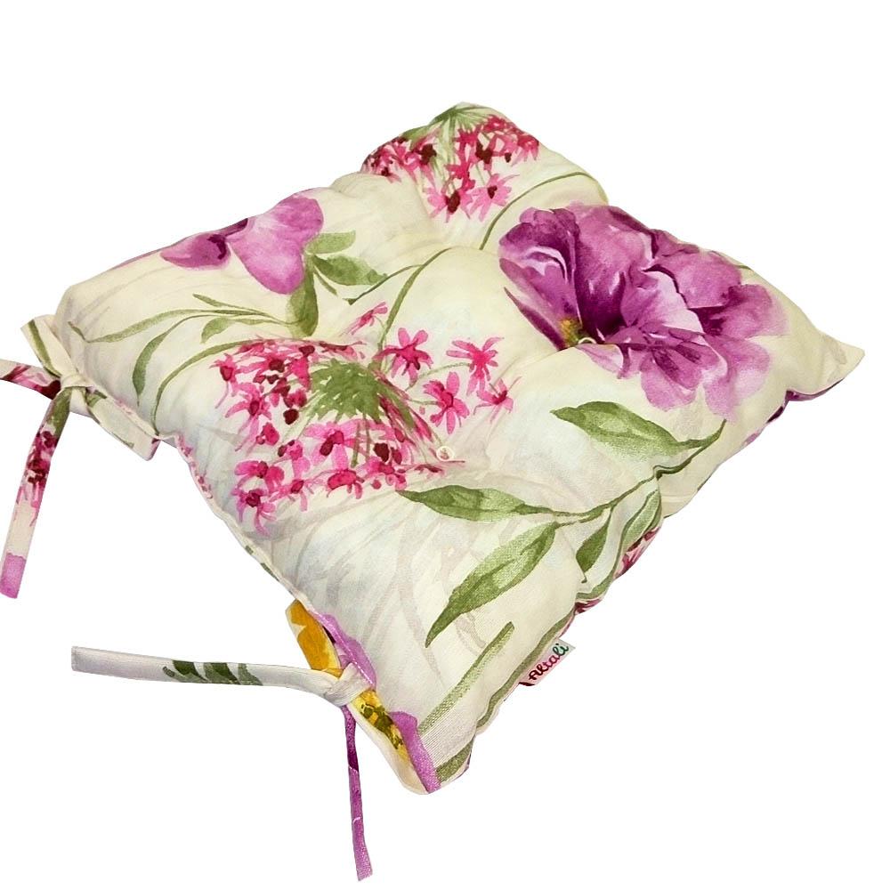 Подушки на стул Apolena Подушка на стул Джозефина (40х40) подушка на стул арти м райский сад