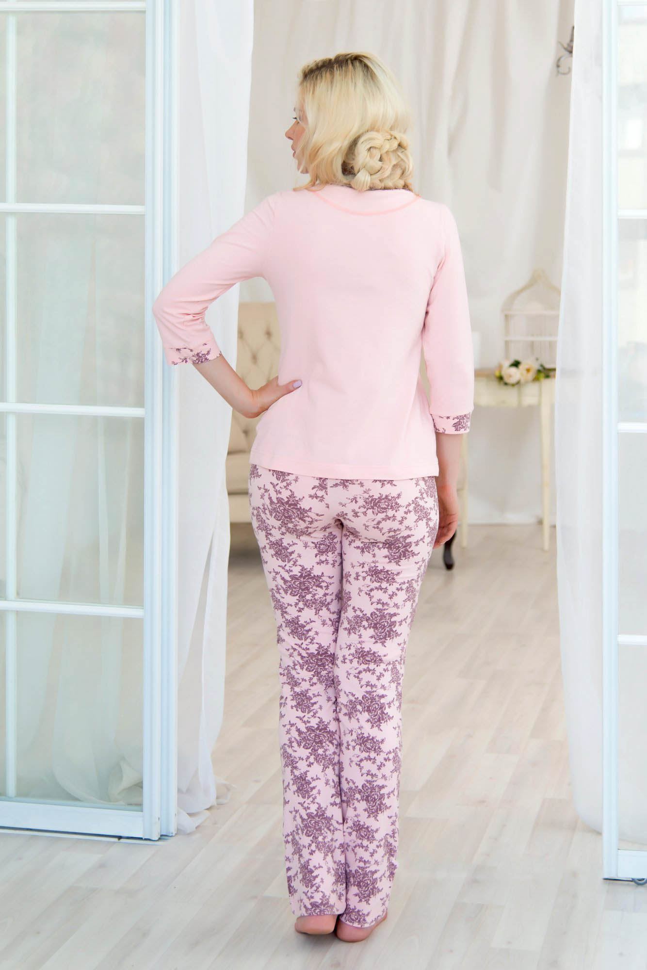 Костюмы для дома и отдыха Mia Cara Костюм для дома Valvella Цвет: Розовый (xxL) пижамы mia cara пижама paisley цвет розовый m l