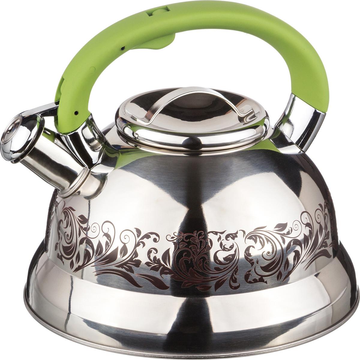 {} Agness Кухонная утварь Anabelle  (3000 мл) чайник agness 3л нерж сталь со свистком
