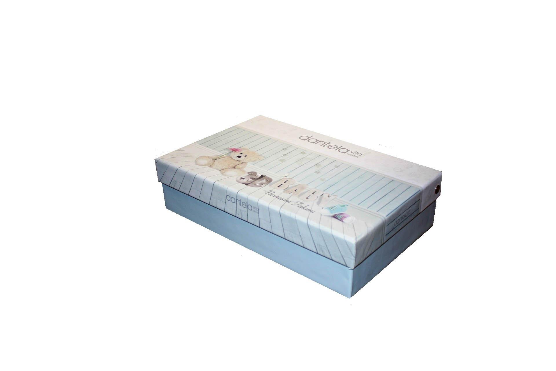 Детское Постельное белье Dantela Vita Детское Постельное белье Bobi (100х150 см) bobi майка