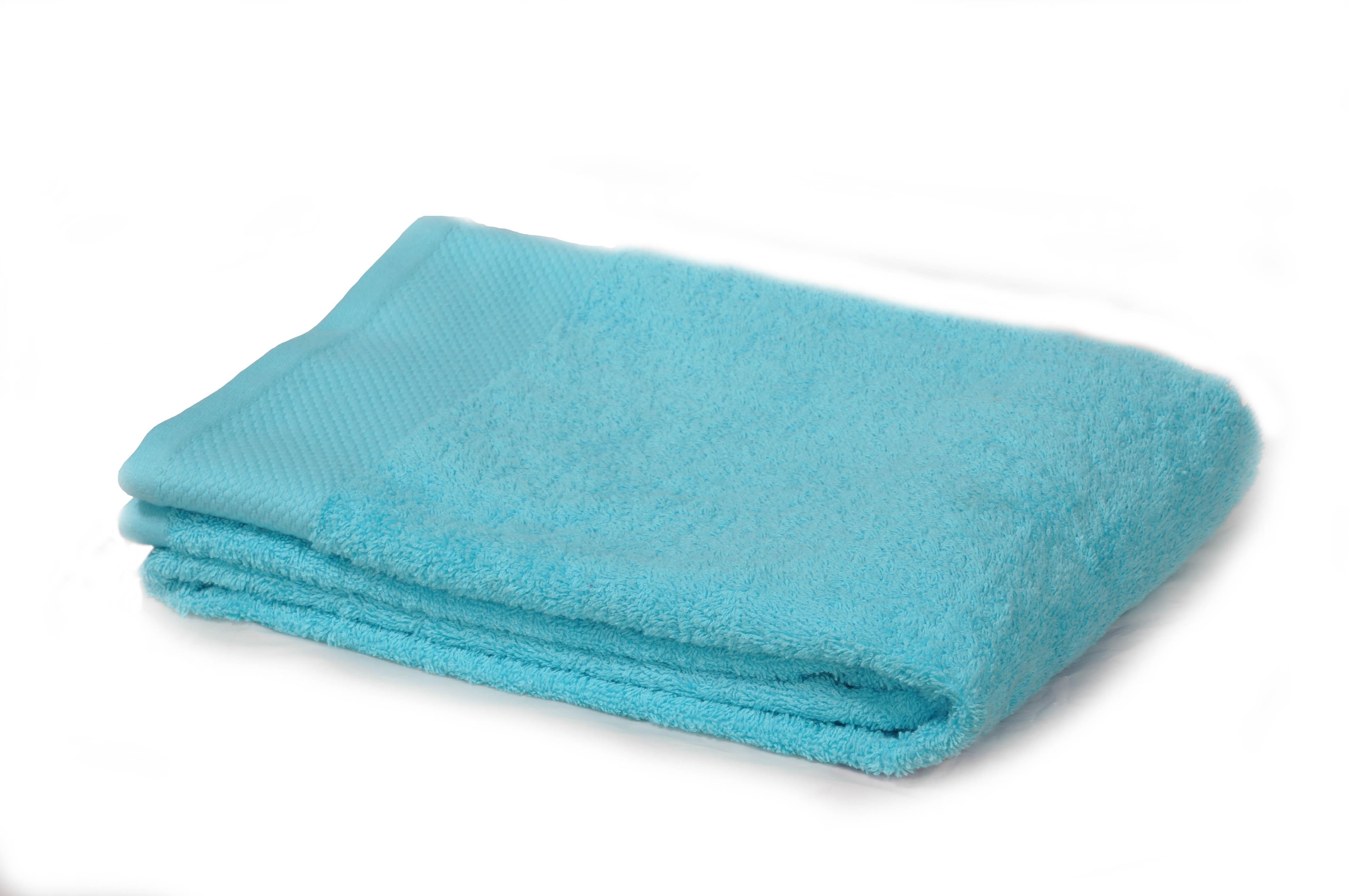 Полотенца Toalla Полотенце Delta Цвет: Голубой (50х90 см)
