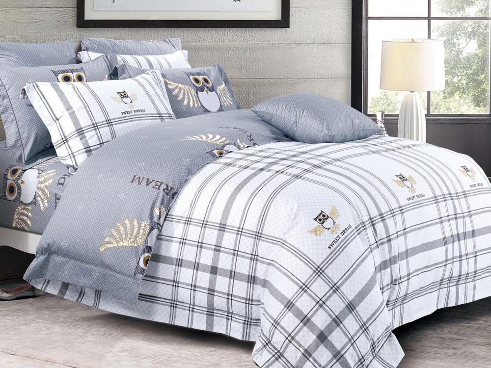 Постельное белье Asabella Постельное белье Sweet Dream (2 сп. евро) постельное белье luxe dream шоколад евро макси