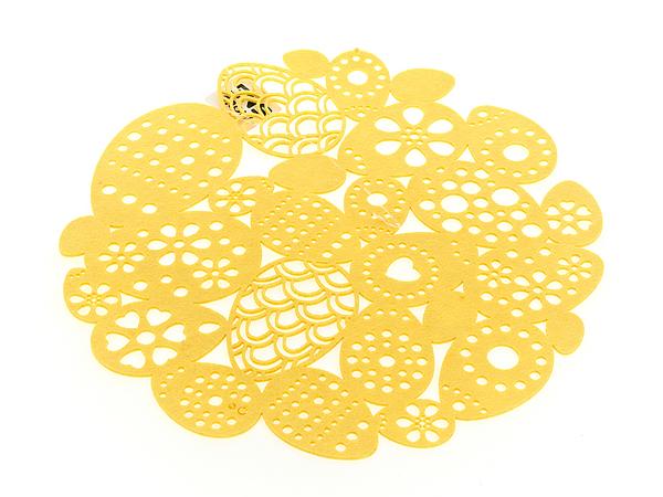 Скатерти и салфетки ENS GROUP Салфетки Пасхальная (37х38 см) ens group блюдо тайга 25х3 см