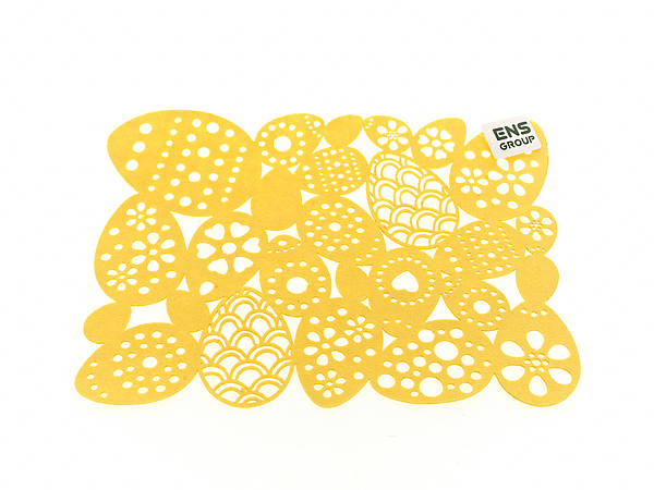 Скатерти и салфетки ENS GROUP Салфетки Пасхальная (30х42 см) ens group кашпо toya 12х12 см