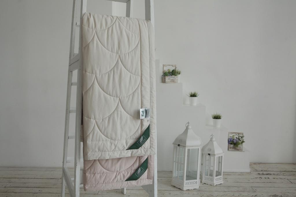 Одеяла ANNA FLAUM Одеяло Farbe Легкое Цвет: Серый (200х220 см) anna flaum