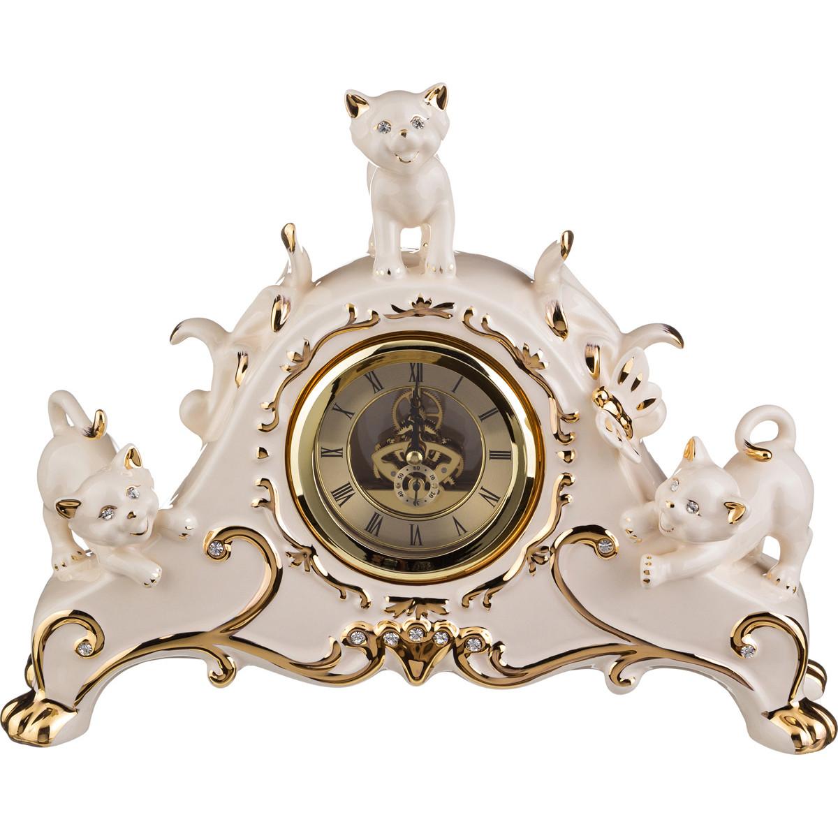 {} Lefard Часы Reagan  (9х28х36 см) часы пушка настольные 9 30 11см 1140005