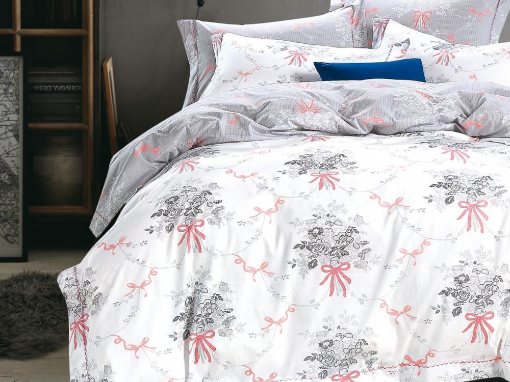 Постельное белье Asabella Постельное белье Estepona (1,5 спал.) постельное белье asabella постельное белье 1 5 спальное тенсел сатин