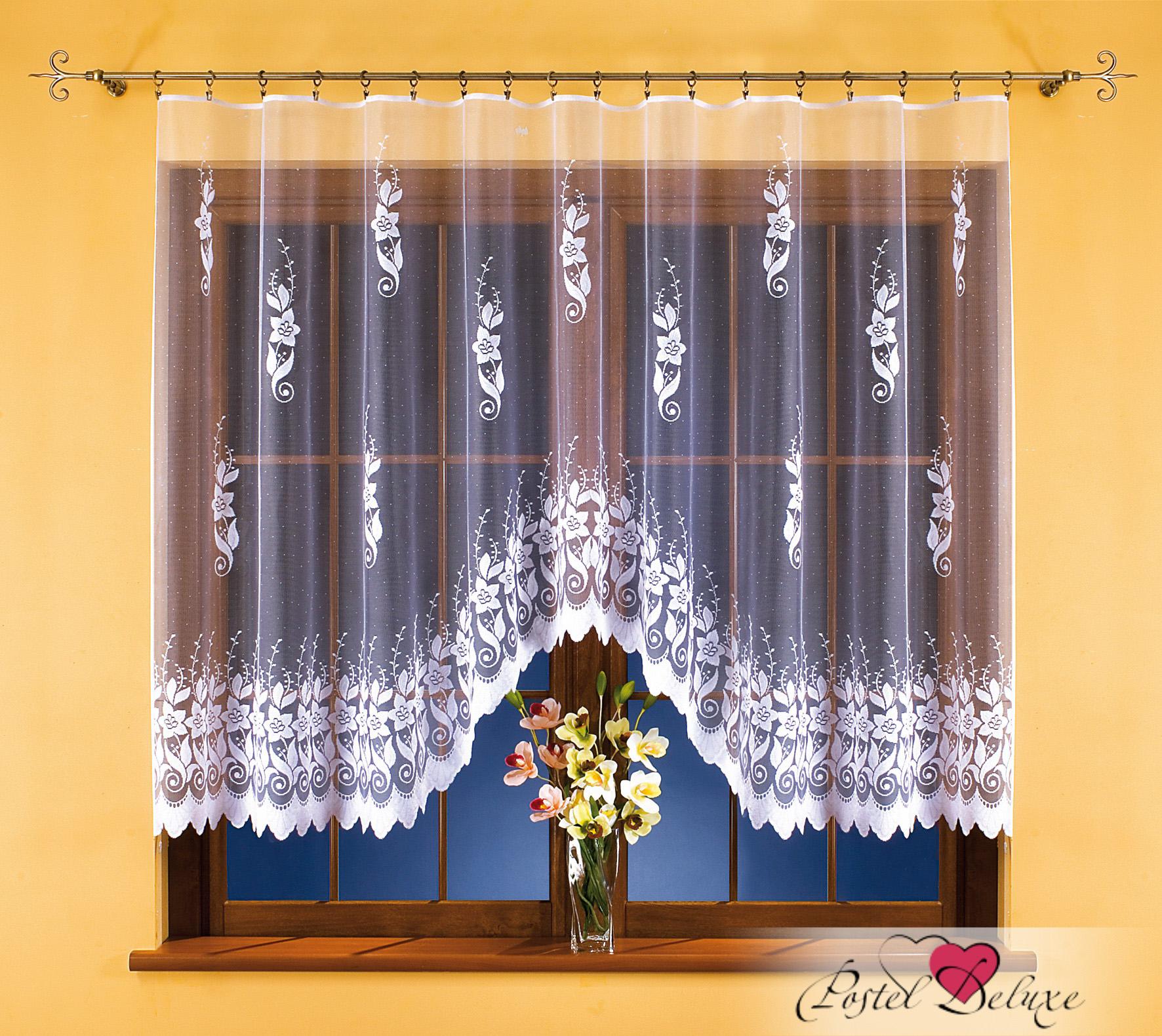 Шторы Wisan Классические шторы Lara Цвет: Белый шторы tac классические шторы winx цвет персиковый 200x265 см