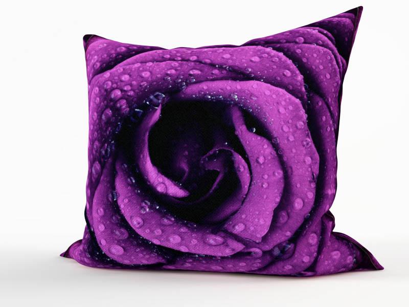 Декоративные подушки StickButik Декоративная подушка Сливовое Великолепие  (45х45)