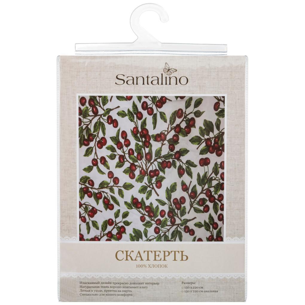 Скатерти и салфетки Santalino Скатерть Derryl  (150х220 см) скатерти и салфетки santalino скатерть kath 150х220 см