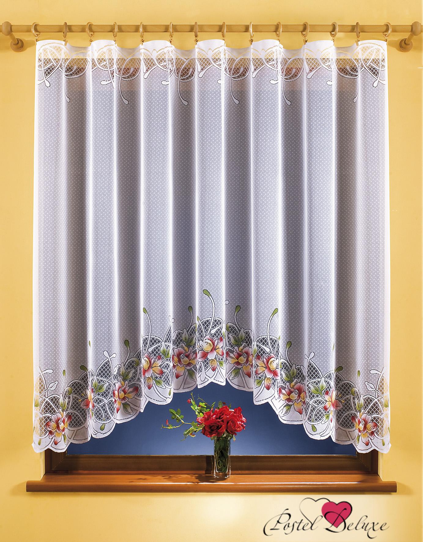Шторы Wisan Классические шторы Azalia комплект штор для кухни wisan celina на ленте цвет белый оранжевый высота 180 см